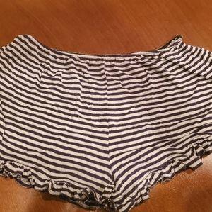 Brandy Melville Black,&Grey  Shorts Sleep Lounge
